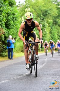 Lucas Martinez, triathlon